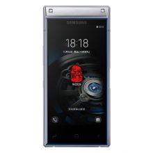 三星(SAMSUNG)W2019(SM-W2019)翻盖智能商务手机 全网通手机